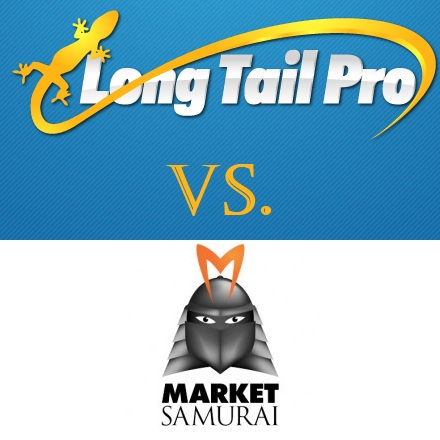 Long Tail Pro vs. Market Samurai